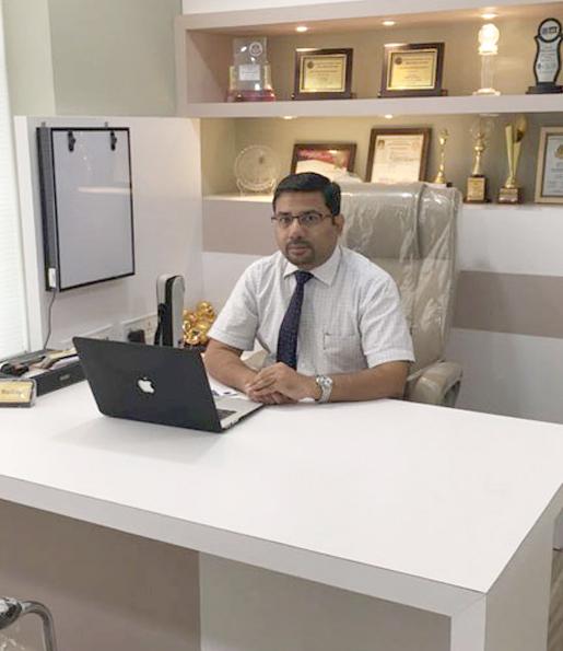 Dr. Ashish Badika