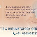 Rheumatoid Arthritis- Early Diagnosis, Best Results - Dr. Ashish Badika